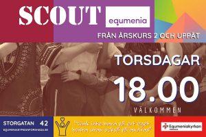 Scout @ Equmeniakyrkan Forshaga | Värmlands län | Sverige